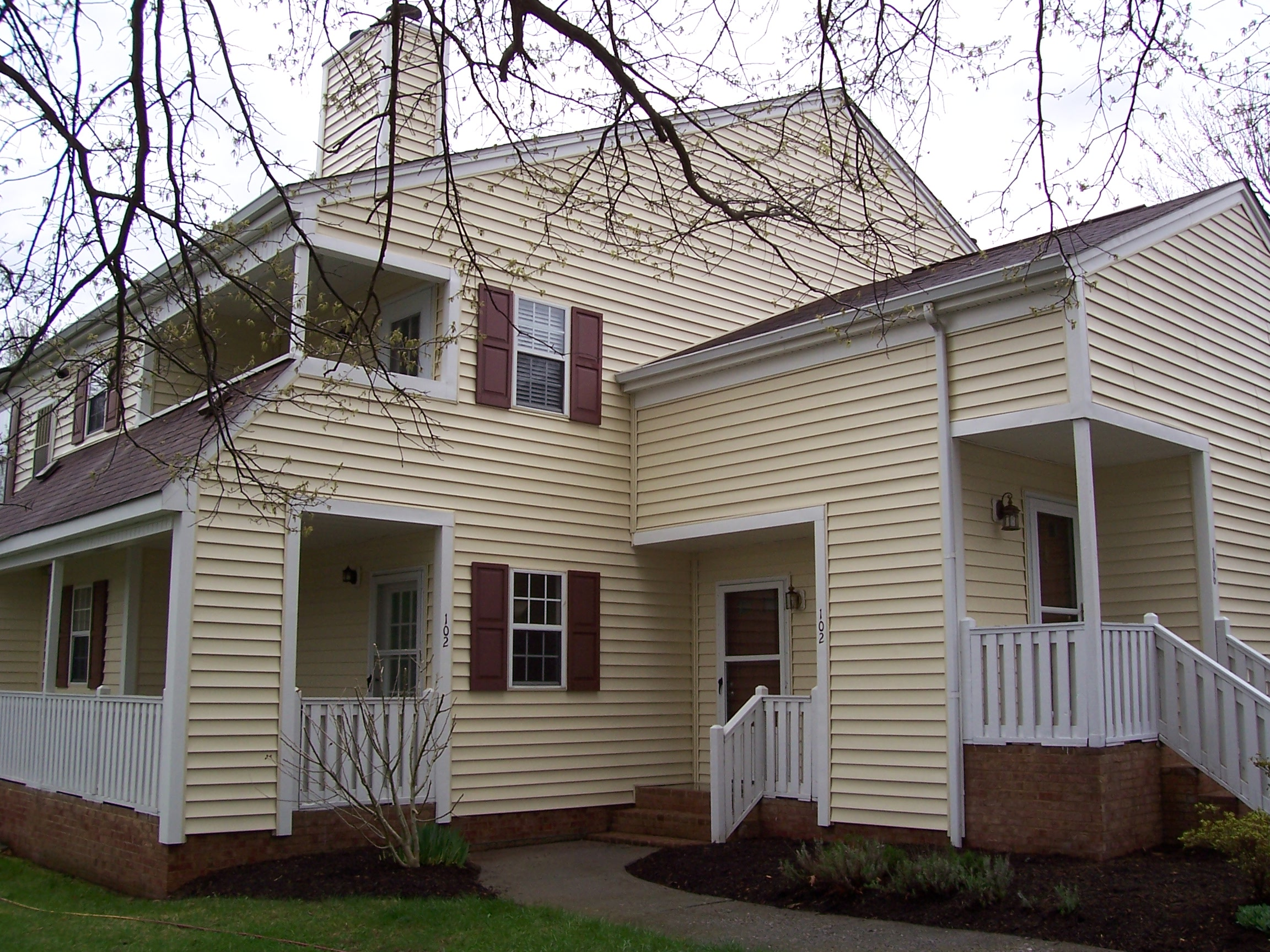 Beautiful Exterior House Cleaning Services Images